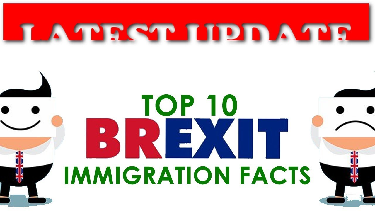 Top 10 facts about the post-Brexit immigration system