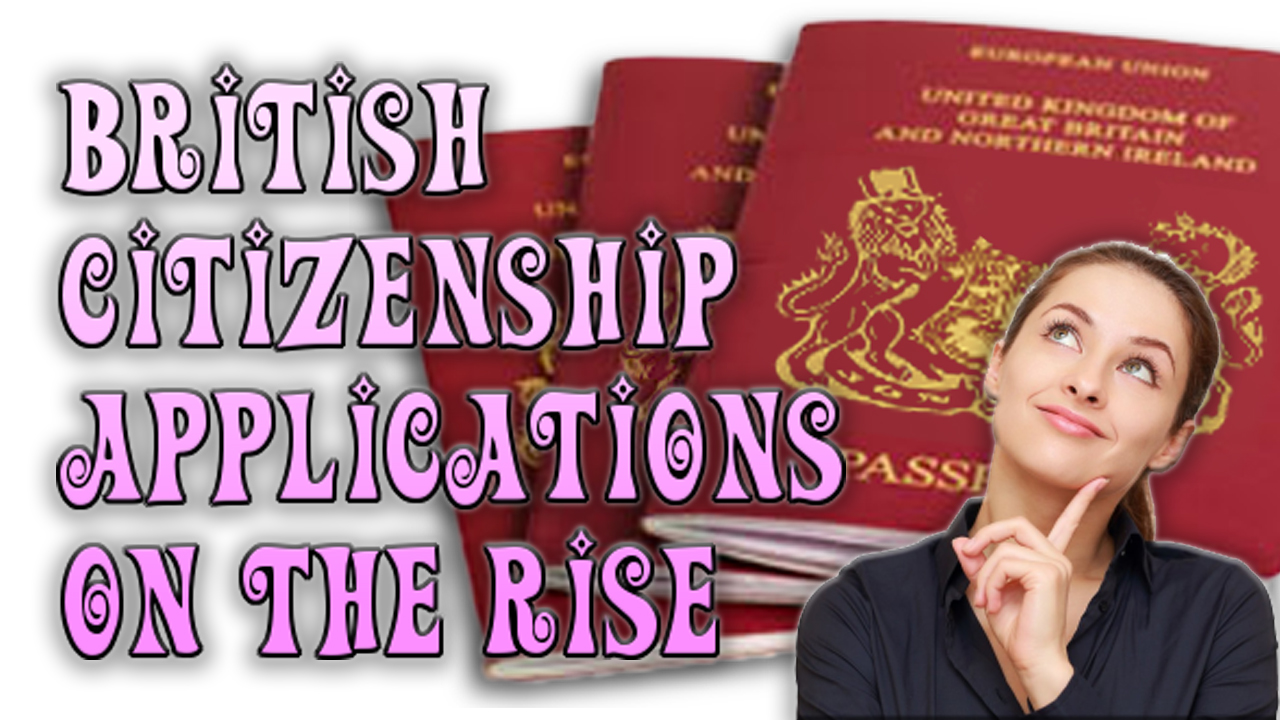 Rise In Applications For British Citizenship From EU Nationals Before Brexit