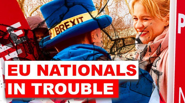 CRISIS AHEAD FOR EU NATIONALS